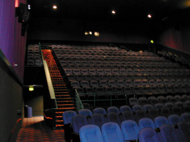 Auora movie theatre